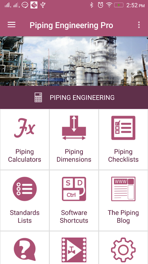 Piping Engineering Pro- screenshot