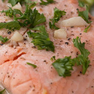 Keep It Fresh On The Grill This Weekend With This Citrus Salmon