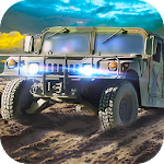 Offroad Military Trucks Simulator - drive for army Icon