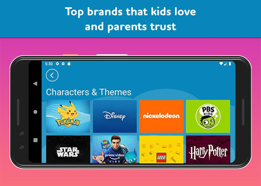Amazon FreeTime Unlimited: Kids Shows, Games, More 2.0.0.203376 screenshots 4