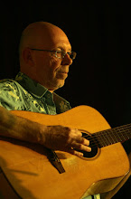 Photo: Graham Ball performing in Priston Festival's Acoustic Showcase. © Anna Barclay 2008