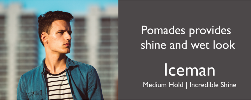 Hair Styling Product - Pomade