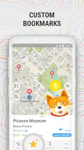 App MAPS.ME – Offline Map and Travel Navigation APK for Windows Phone