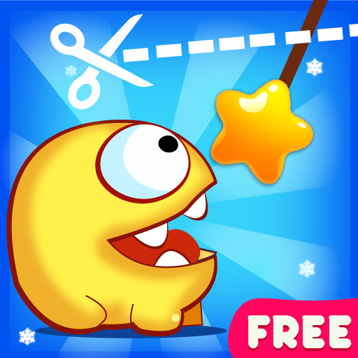 Cut Rope Candy Magical Free (game)