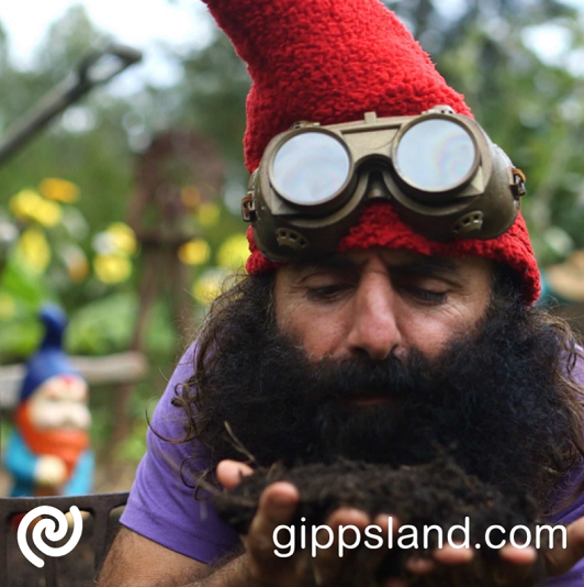 To launch the online learning festival, on Sunday 17 October at 4pm, Costa the Garden Gnome and Coliban Water's Managing Director are sitting down for an afternoon chat!