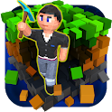 AdventureCraft: 3D Craft Building & Block Survival icon