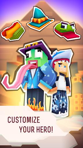 Chaseu0441raft - EPIC Running Game apkpoly screenshots 5