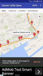 Toronto Traffic Cameras - náhled