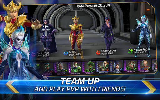 DC Legends: Battle for Justice  gameplay | by HackJr.Pw 16