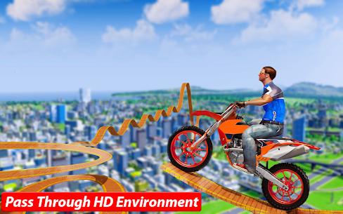 Ramp Bike – Impossible Bike Racing & Stunt Games 3
