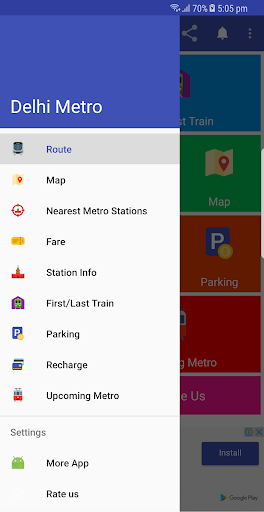 Delhi metro route map and fare apk 118 download only apk file for delhi metro route map and fare thecheapjerseys Choice Image