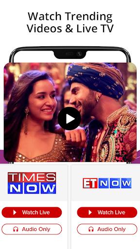 India News,Latest News App,Top Live News Headlines 4.4.0.2 screenshots 3