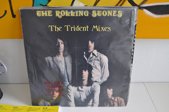 Photo: #The Trident Mixes - #The Rolling Stones - 1969. Købt i Spanien, sommeren 2015