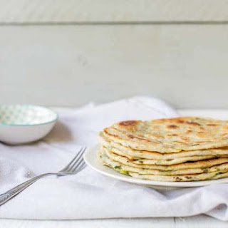 The Best Chinese Scallion Pancakes Recipe