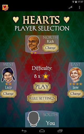 Hearts Free screenshot 15