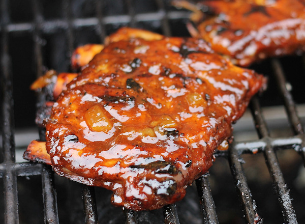 Tangy Sweet Pineapple BBQ Spare Ribs Recipe