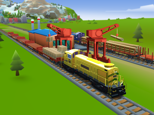 Train Station 2: Rail Strategy & Transport Tycoon 1.27.1 screenshots 6