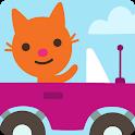 Sago Mini Road Trip Adventure icon