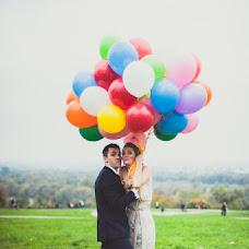 Wedding photographer Darya Malysheva (shprotka). Photo of 02.04.2014