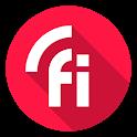 프리파이 (FreeFi) - 와이파이 쓰는 만큼 포인트 문상, 깊카 무료 icon