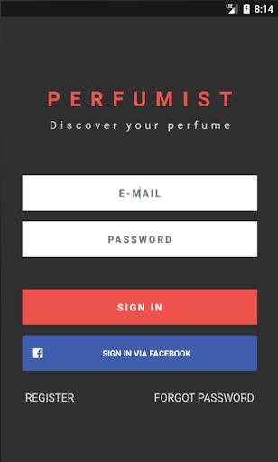 Perfumist Perfumes Advisor 3.0.3 screenshots 1