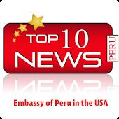 Top 10 News - Peru at a glance
