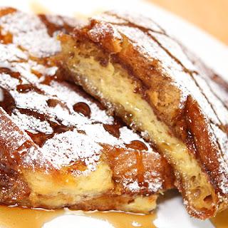 Overnight French Toast Bake.