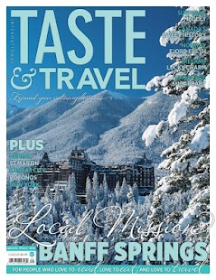 Taste & Travel International- screenshot thumbnail