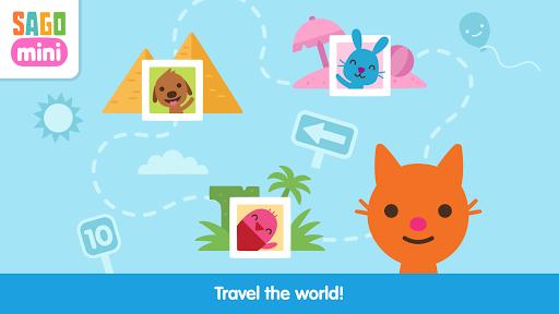 Screenshot for Sago Mini Road Trip in Hong Kong Play Store