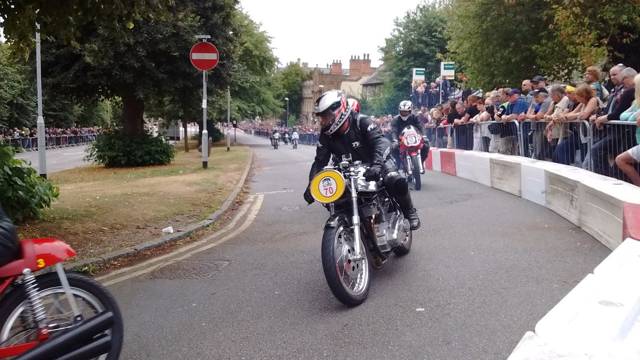 2016 Brackley Festival of Motorcycling