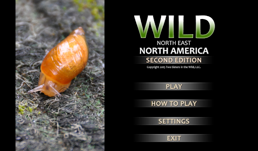 WILD: North East North America- screenshot thumbnail