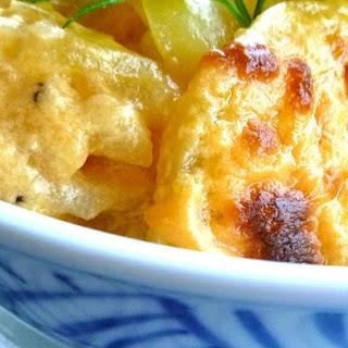White Cheddar Potato Au Gratin Recipes
