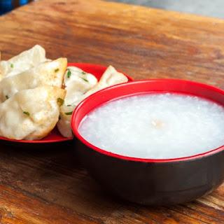 Congee Recipe