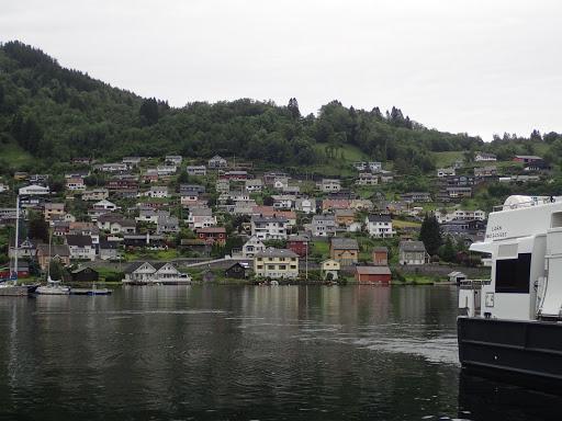 Norheimsund ⇒ Eidfjord
