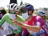 Remco Evenepoel geniet van eindzege na zware inspanning in laatste etappe