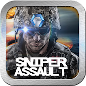 SHOOTER - sniper assault