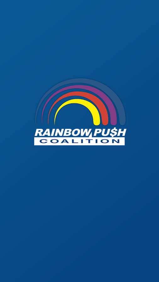 Rainbow Push Conference App- screenshot
