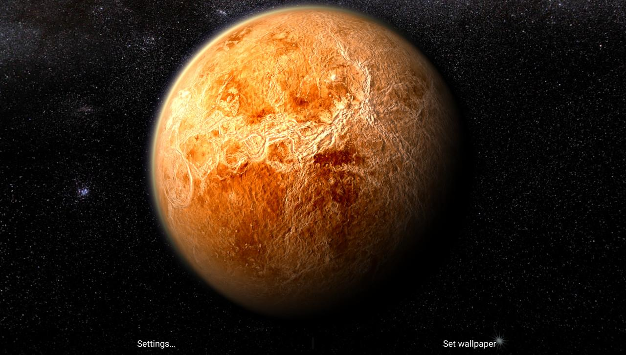 Venus In Hd Gyro 3d Free Android Apps On Google Play