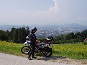 Photo: Klagenfurter Panorama vom Radsberg  N46 35.406 E14 22.202