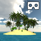 VR Tropical Paradise Island