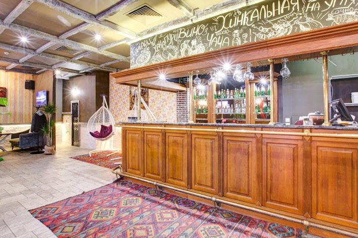 Фото №3 зала Хинкальная City Жулебино
