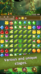 Jewels Jungle : Match 3 Puzzle 6