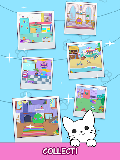 Cats Tower - Adorable Cat Game!  screenshots 15