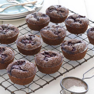 Boysenberry & Chocolate Friands Recipe