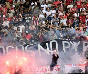 Supporters interdits aux Pays-Bas : la solution de l'Antwerp pour ses fans