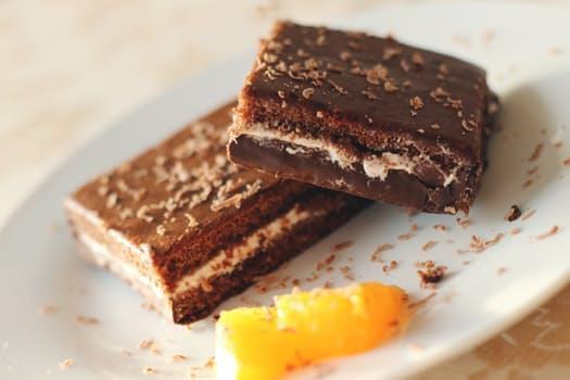 Free stock photo of chocolate, dessert, brownies, cake