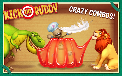 Kick the Buddy APK screenshot thumbnail 11
