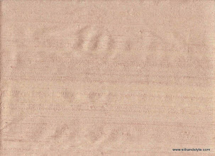 Photo: 100% Handloom Dupioni Silk - H/L 221