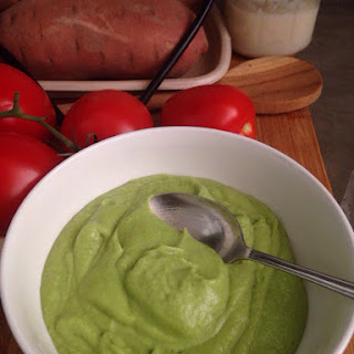 Raw Pea Soup