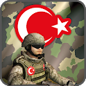 Turkish Military Operation - 2021 Soldier Game icon
